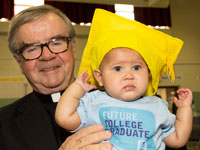 Education Advocate Father Michael Retires from Ministry
