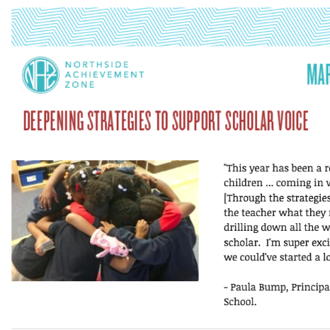 Newsletter - Behavioral Health story March 2018