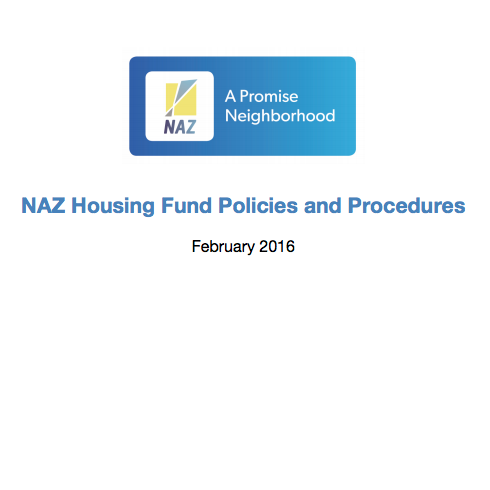 Housing Fund Policies