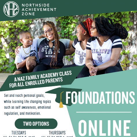 FALL Foundations - ONLINE