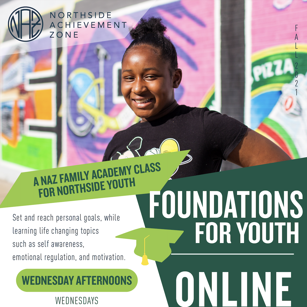 FALL YOUTH FOUNDATIONS - ONLINE